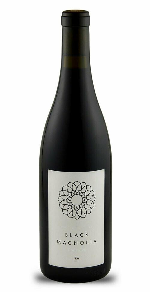 2018 Black Magnolia Pinot Noir - Willamette Valley, Oregon - 12btls x 750ml