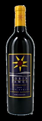 2016  Tobin James Notorious Cabernet Sauvignon - Paso Robles California - 12btls x 750ml