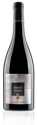 2018 Casata Monfort Pinot Nero DOC - Trentino, Italy - 12btls X 750ml