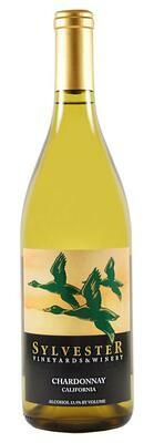 Sylvester Chardonnay NV - Paso Robles, California - 12btls x 750ml