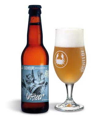 Schelde Brewery Witheer 'Witbier'  - Belgium - 24btls x 330ml
