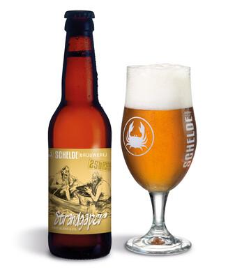 Schelde Brewery Strandgaper Blond Ale  - Belgium - 24btls x 330ml