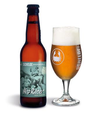 Schelde Brewery Hop Ruiter IPA Triple Ale  - Belgium - 24btls x 330ml