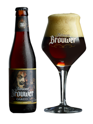 Adriaen Brouwer Oaked Organic Ale - Belgium - 24btls x 330ml