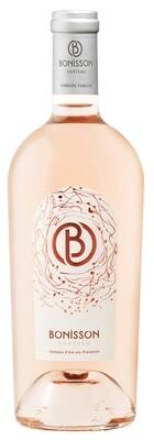 """2020 Chateau Bonisson """"Cuvée B Rosé - Provence, France - 6btls x 750ml"""