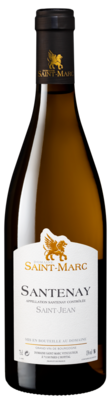 """2017 Domaine Saint - Marc Santenay Blanc """"Saint Jean""""  - Burgundy, France  - 12btls x 750ml"""
