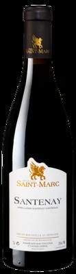 "2017 Domaine Saint - Marc Santenay Rouge ""Fougenet""  - Burgundy, France  - 12btls x 750ml"
