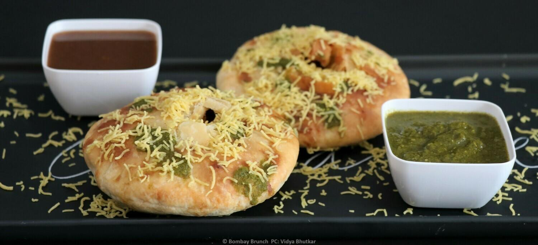Baked Shegaon Kachori