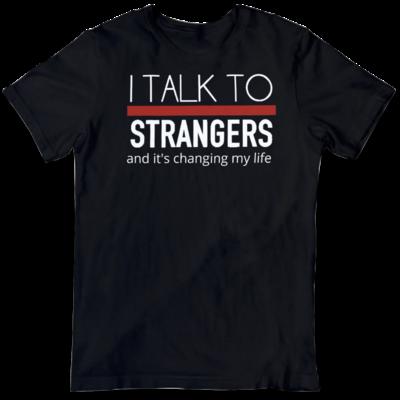 ITTS Movement Campaign  Black T-Shirt