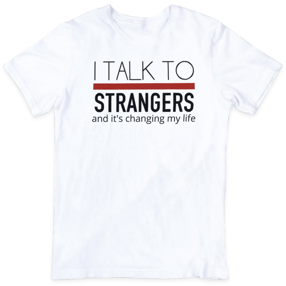 ITTS Movement Campaign  White T-Shirt