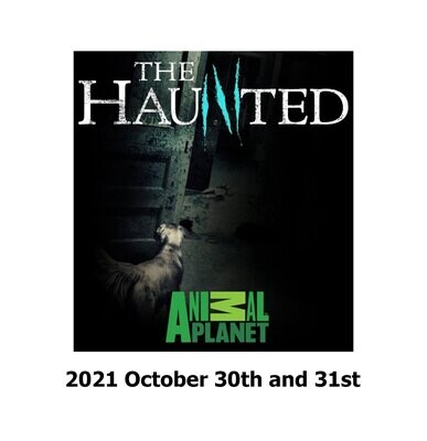 Haunted History Tour Tickets