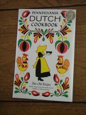Pennsylvania Dutch Cookbook fine old recipes