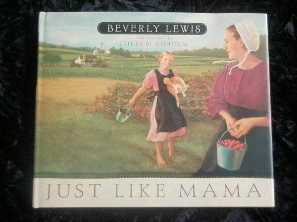 Just like Mama book