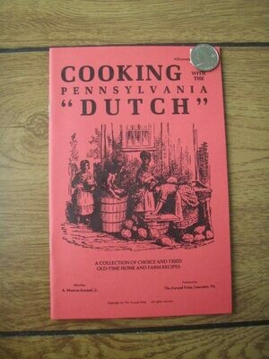 Cooking with the Pennsylvania Dutch
