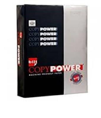 Bilt Copy Power A4 75 GSM (01 Ream)