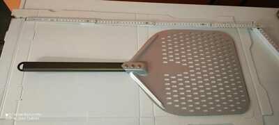 Pelle aluminium perforée