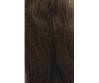 Pixy kissed mohair - Mocha Brown 0.5 Ounce