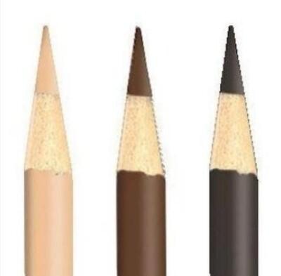 Prisma pencil dark brown