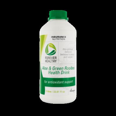 Aloe & Green Rooibos Health Drink 1Lt
