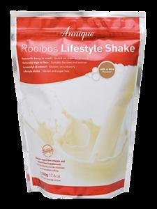 Rooibos Lifestyle Shake Cafe Creme