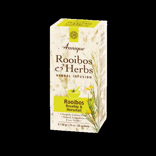 Rooibos, Rosehip and Horsetail tea 50g