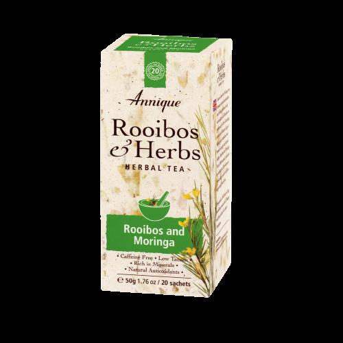 Rooibos and Moringa tea 50g
