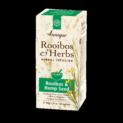 Rooibos and Hemp seed tea 50g