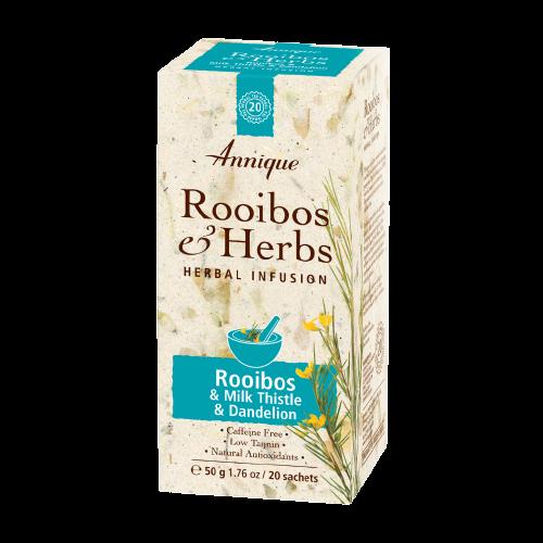 Rooibos and Milk Thistle tea 50g