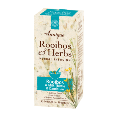 Rooibos and Milk Thistle tea 50g