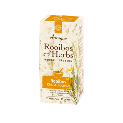 Rooibos, Chai and Coconut tea 50g