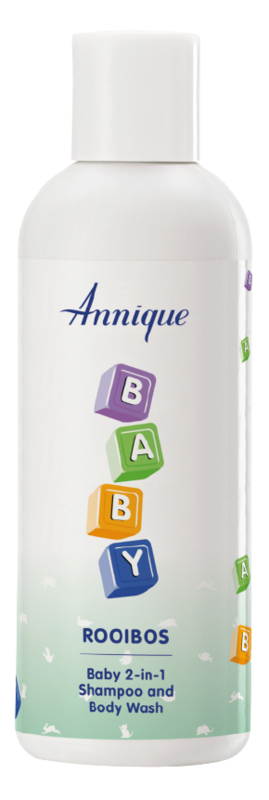 Baby 2 in 1 shampoo and body wash 200ml
