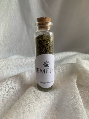 Indica And Lavender Herbal Smoking Blend