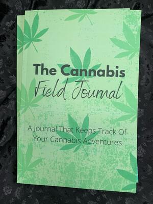 The Cannabis Field Journal (Green)