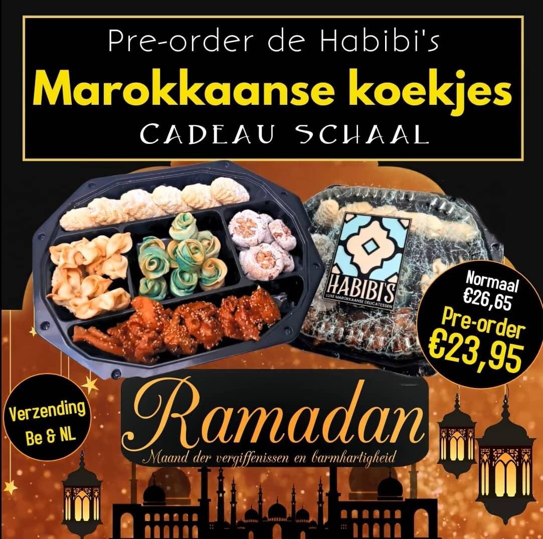 Pre-order Ramadan Special - ca. 36 stuks