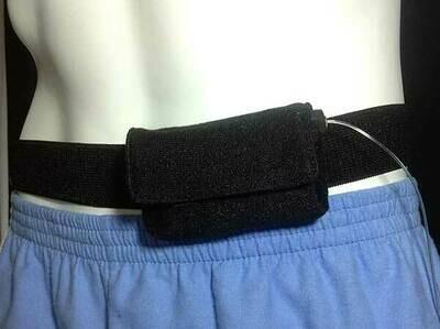 Waist-it insulin pump pouch