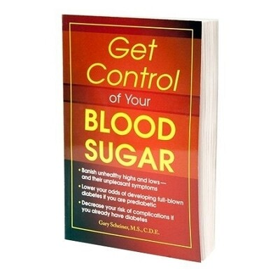 Get Control of Your Blood Sugar (for Type 2 patients) (COPY)
