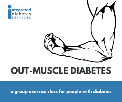 OUT-MUSCLE DIABETES EXERCISE CLASS