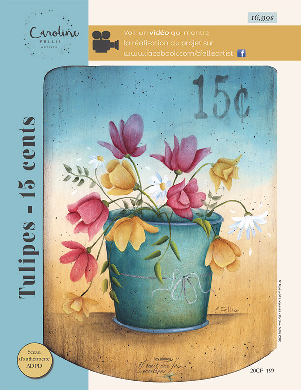 Tulipes - 15 cents/C.Fellis