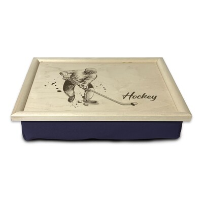 Coussin de lecture - Hockey
