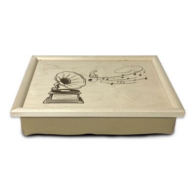 Coussin de lecture - Gramophone