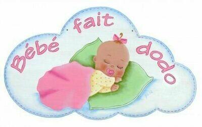 Bébé fait dodo/A. Vaillancourt