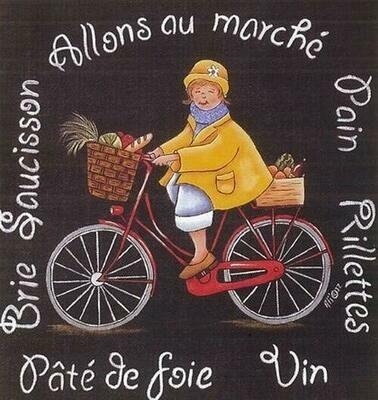 Allons au marché/A. Vaillancourt