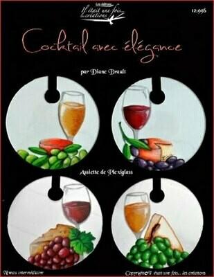 Cocktail avec un brin d'élégance/D.Brault