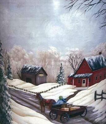Bidon d'hiver/C.M