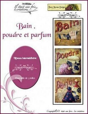 Bain, poudre et parfum/T.Moreau