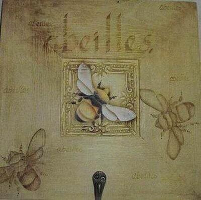 Abeille et coccinelle/T.Moreau