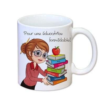 Pour une éducatrice formidable