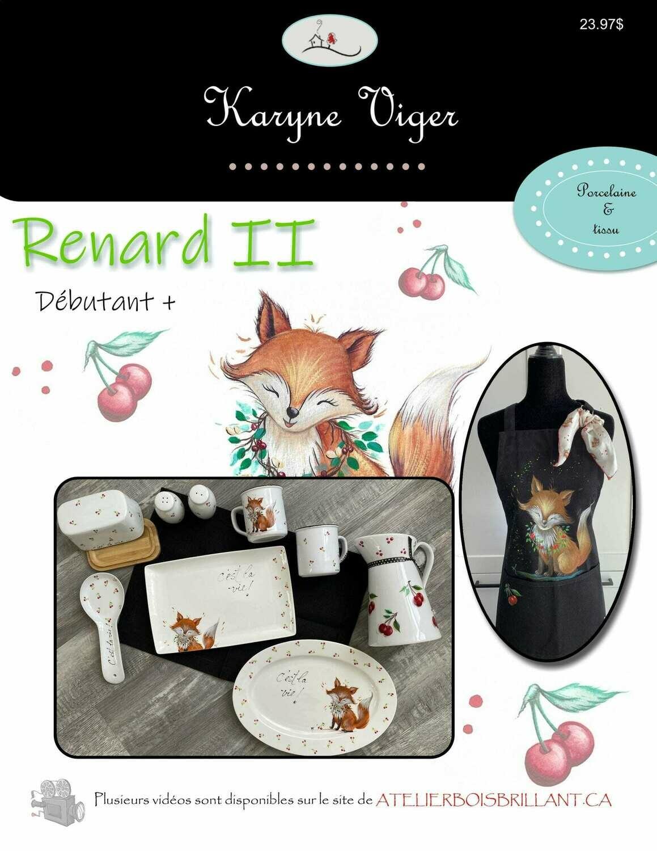 Le renard II/K.V