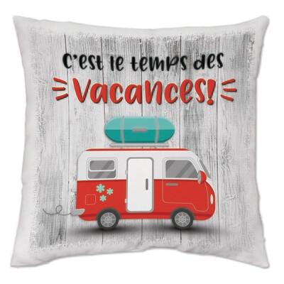 Collection Camping - C'est le temps des vacances - rouge