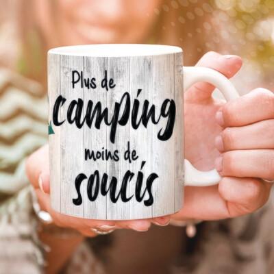 Collection camping - Plus de camping moins de soucis
